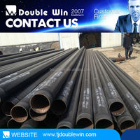 Standard API 3PE anticorrosion and insulation steel pipe