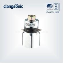 ultrasonic vibrator in sensor with ultrasonic washing machines used for ultrasonic watch and jewelry cleaner