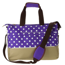 hot sale cheap diaper bag baby diaper bag for promotion