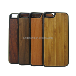 pc+wooden phone cases for iphone 6/6 plus,for iphone 6 wood covers,wholesalers china