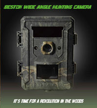 IR BESTOK Wireless IP Digital Chinese Trail Camera Manufacturer, Excellent MMS Can Send Pictures To Your Cellphone Via GRPS