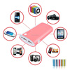 Powerful power station about portable mobile external battery power bank with 18650 battery cells .
