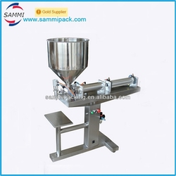 vertical skin whitening cream filling machine