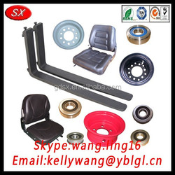 China supplier bulk producing toyota forklift spare parts, metal tcm forklift parts