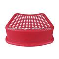 rojo de plástico niños al por mayor sillasdeplástico