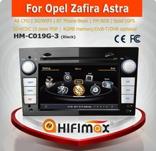 Hifimax opel zafira otomobil gps dvd oynatıcı/opel zafira araç multimedya oynatıcı/için oto dvd navigasyon opel zafira bir opel zafira b