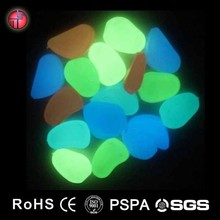 Glow in the dark Beauty pebble stone cheap patio paver stones for sale