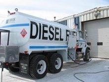 Diesel fuel EN 590