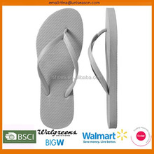 2015 new China basic solild color plain flip flops wholesale