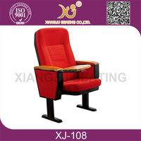 on-sale placity confencence room folding conference chair with writing tablet