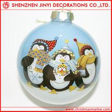 Yiwu painted christmas ball