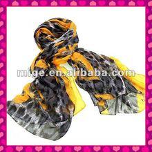Designer Loving Heart Leopard Scarf (TC011)