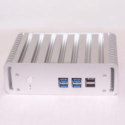 Haswell Intel Atom Core i5 4200U Rugged ITX Case Fanless Mini PC Nettop Computer Windows Linux 4G RAM 1TB HDD HTPC X86 HDMI WiFi