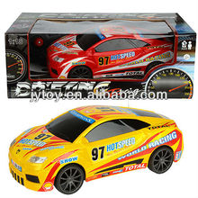 2014 new arrive product 1:18 with lights 4 ch rc car Racing car high quality rc cars