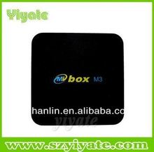 hdd multimedia player tv recorder 1.2 GHZ 4GB Smart Tv Box