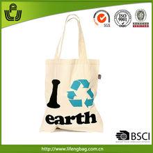 China promotional wholesale eco fashionable cotton bag