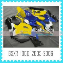 Quality ABS motorcycle Fairing for SUZUKI GSXR1000 K5 2005 2006 05 06
