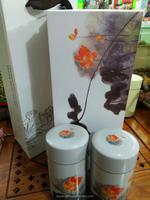 Healthy Slimming Pure Qimeng Organic Black Teas Extract Powder
