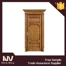 Entrance wooden doors for villas,exterior villa entry door design