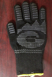Ove Glove Hot Surface Handler Oven Mitts Microwave Oven Glove with Non-Slip Silicone Grip Oven Glove
