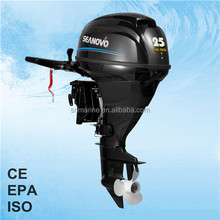 electric start remote control power trim 4 stroke 25hp outboard engine