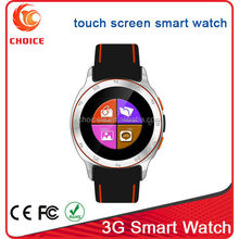 2015 Hot sale in Alibaba android wifi waterproof cdma watch mobile phone