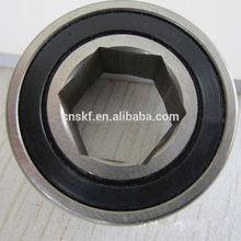insert bearings hex bore agricultural Bearing 207KRR17