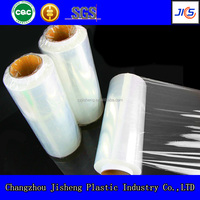 6000m length flexible blow transparent pvc film price