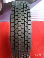 Linglong quality truck and bus tyres(TBR tire ) made in china 12R22.5 nice patterns