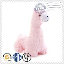 2015 new style cheap custom alpaca stuffed animal