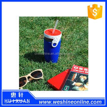 2015 New Style Twisted Cup Drink Containers Thermoses Vacuum Mug Coffee Water Neolid Twizz Cup/full color twizz cup with straw