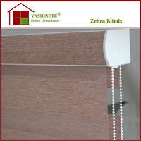 china fashion zebra soft blinds window coverings