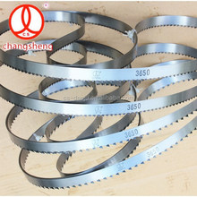 Excellent performance meat band saw blade manufacturer in made china