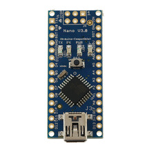 1Set Parts Integrated Circuits Atmel ATmega328 Board with Mini USB Cable Compatible For Arduino for Nano V3.0