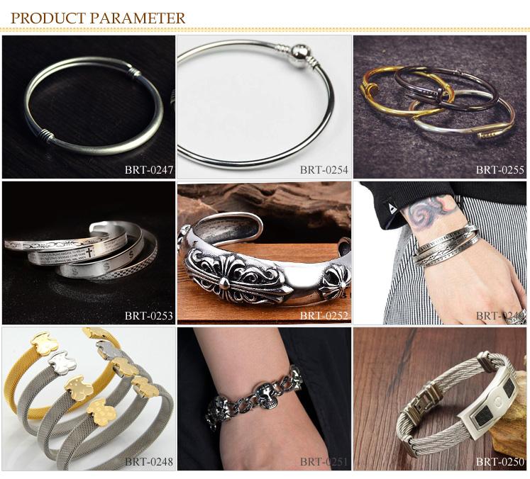 Sterling argent 925 imitation pour pandora bracelet bijoux gros chaîne en argent pur personnalisé bracelet de charme