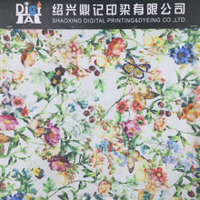 100% cotton digital prints for fabric