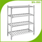 Comercial da cozinha equipamentos aço inoxidável prato rack bn-r05