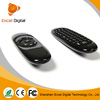 Remote Control 2.4GMini Wireless Keyboard, Fly Air Mouse for Smart TV, China Supplier