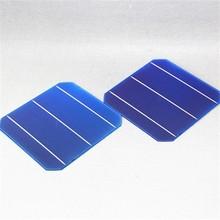High effiency A grade 156*156mm 3 bus bar mono silicon solar cells