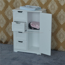 Wooden Multi Drawers Classical Storage Tall Cabinet