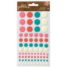 Rain Dots Original Dimensional Epoxy Stickers
