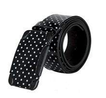 new fashion leather belt women crystal belts
