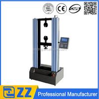 Jinan Zhongzheng digital display electronic metal and nonmetal used tensile testing machine