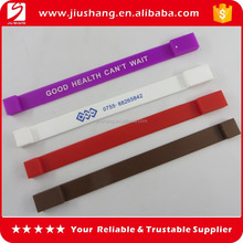 Silicone logo usb flash drive waterproof bracelet
