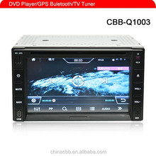 "6.2"" In Dash car DVD Player with TV,Bluetooth ,gps,touch screen"