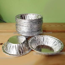 Aolly 8011/1235 household aluminium foil container