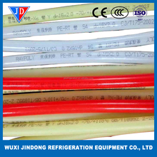 Oxygen-resistance PE-XC floor heating cable, Red color floor heating pipe DN16*2.0mm