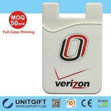 Friendly 3M Silicone Cell Phone Sticker Card Holder Fit For All Models Mobile Phones