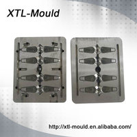 Professioal Factory Design Silicon Luggage Tags Mould for Promotional Gift