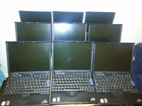 T61 Used lots of used laptops Second Hand Branded Laptop with WIFI